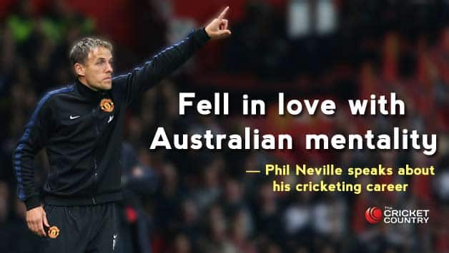 Phil Neville © Getty Images