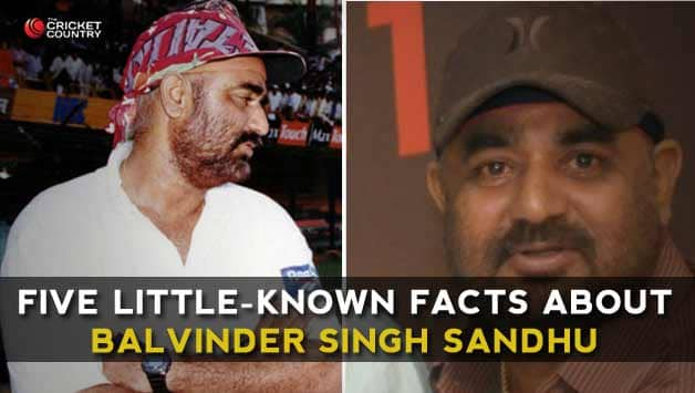 Balvinder Singh Sandhu is famous for his inswinging delivery to Gordon Greenidge in the 1983 World Cup final.