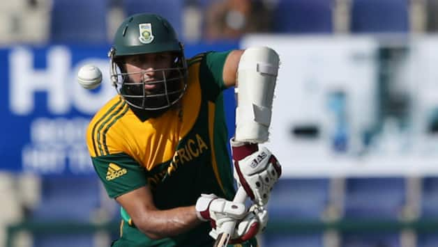Hashim Amla has been rested for the third ODI against Zimbabwe © Getty Images