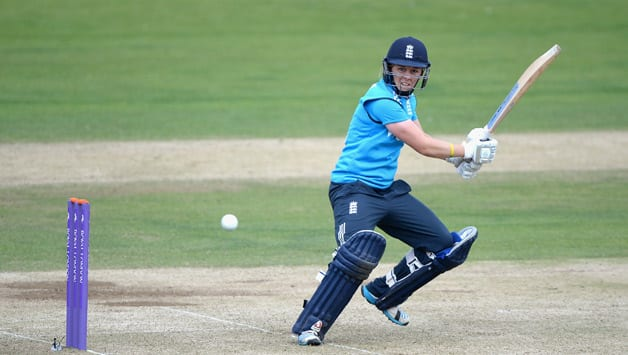 England Women win by D/L method against India Women in 1st ODI at Scarborough