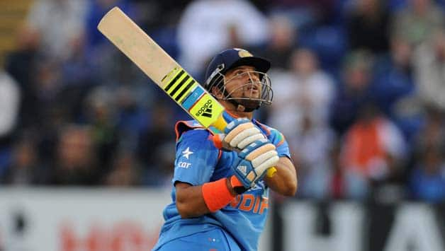 India batsman Suresh Raina will hope to extend his good form with the bat after scoring an impressive century in the second game at Cardiff © Getty Images