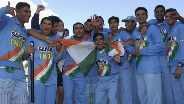 The 2002 NatWest trophy final was the greatest ODI ever played between India and England so far © Getty Images