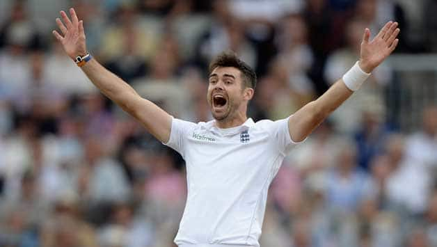 James Anderson is making the headlines for wrong reasons for quite a few time now © Getty Images