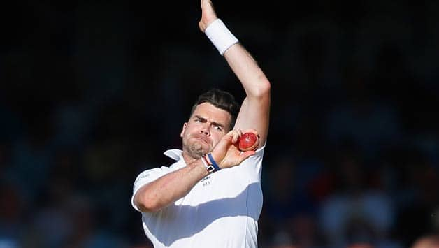 James Anderson can still be punished if the BCCI appeals to the ICC chief © Getty Images