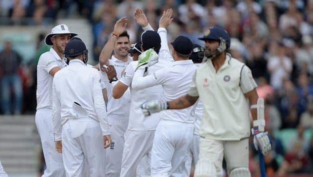 India's humiliation in England continues © Getty Images