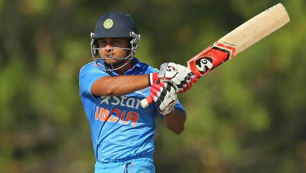 Kedar Jadhav played a fine knock for India A © Getty Images