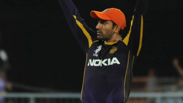 Robin Uthappa was the leading run-scorer during the IPL 2014 © IANS