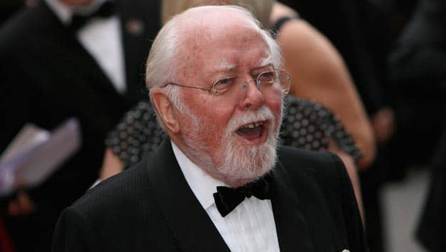 Richard Attenborough © Getty Images