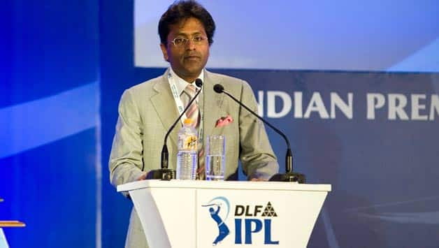 Lalit Modi was once the chairman of Indian Premier League © Getty Images