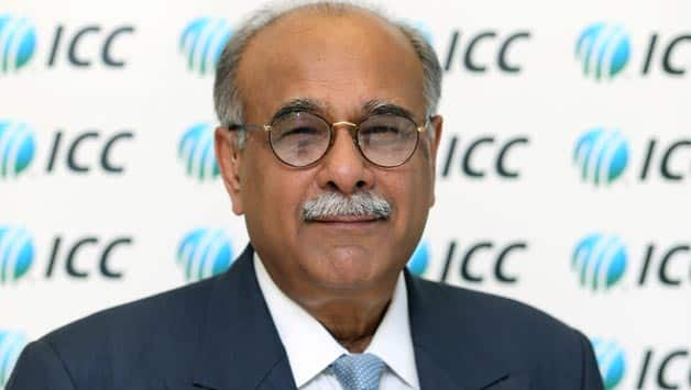 """Najam Sethi said that the post of PCB chairman was a """"punishment"""" © Getty Images"""
