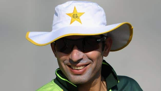 Misbah-ul-Haq will lead a confident Pakistan unit in Sri Lanka © Getty Images