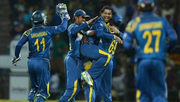 Sri Lanka came back in the series with a 77-run victory © AFP