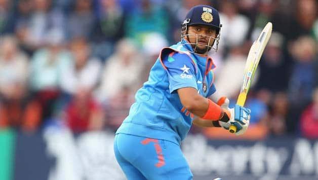 Suresh Raina © Getty Images