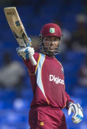 Denesh Ramdin scored 169 in the third ODI, the third highest by a West Indian © AFP