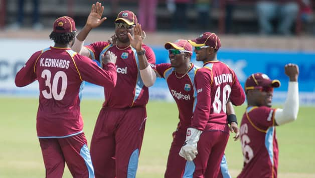 West Indies will hope to win the third and final ODI at in order to finish a 3-0 whitewash of the series against Bangladesh © AFP