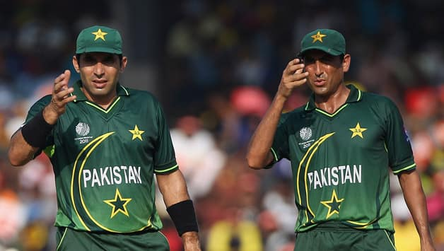 Misbah-ul-Haq and Younis Khan © Getty Images (File Photo)
