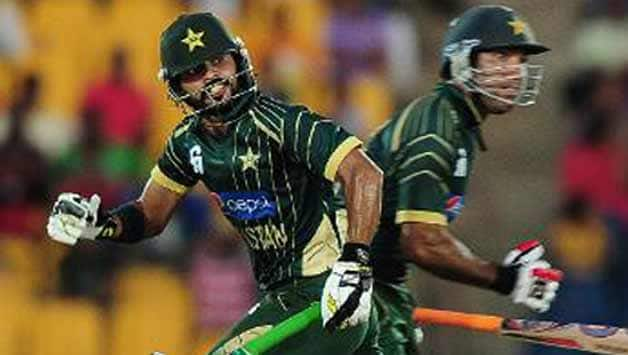 Pakistan won the first match of the series by four wickets © AFP