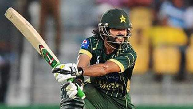 Fawad Alam was the star performer for Pakistan in the first ODI © AFP