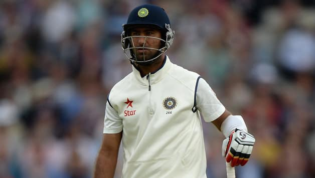 Cheteshwar Pujara © Getty Images
