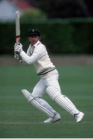 Duncan Fletcher was the captain of Zimbabwe team which beat Australia in 1983 © Getty Images