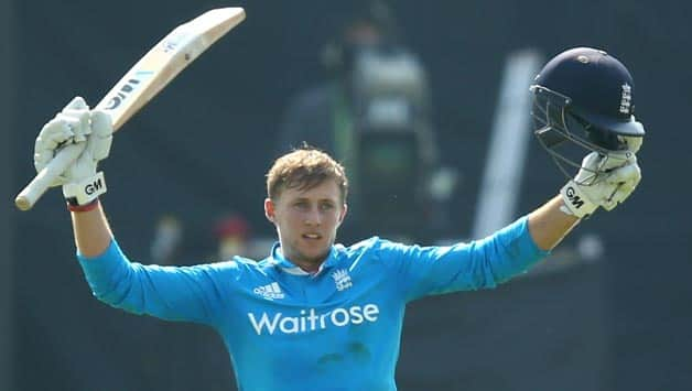 Joe Root scored his second ODI ton © Getty Images