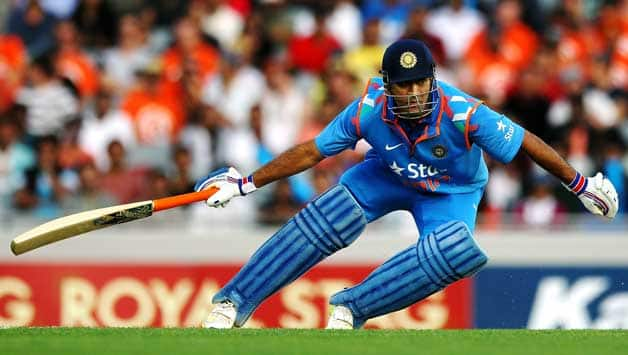 MS Dhoni went past Mohammad Azharuddin © Getty Images