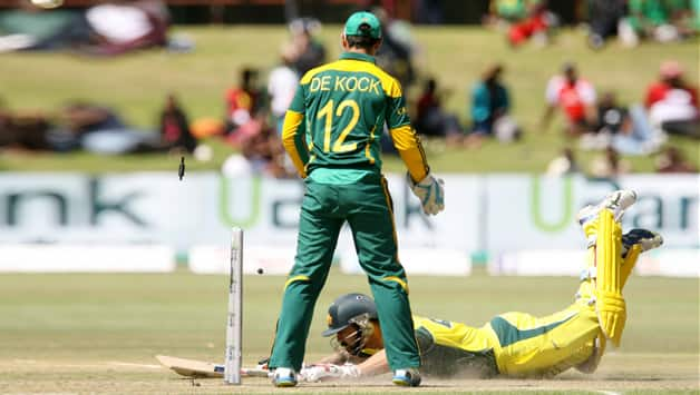 South Africa and Australia will clash to decide who the ultimate winner is © AFP (File Photo)