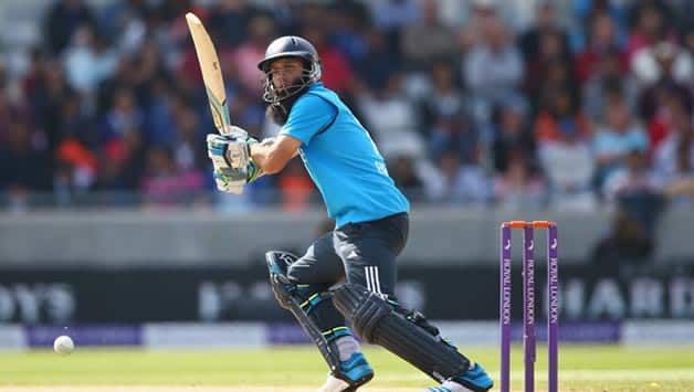Moeen-Ali-of-England-plays-a-shot-to-third-man-during-the-fourth-Royal-London-One-Day-Series-match-between-England--6