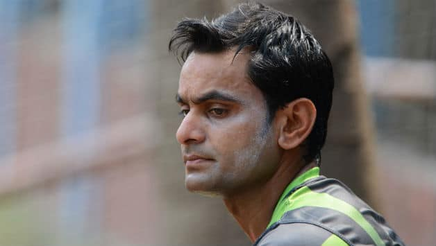 Mohammad Hafeez will be leading the Lahore Lions side © AFP
