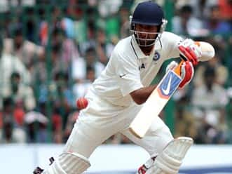 Cheteshwar Pujara shines for India A against West Indies A in the second Test