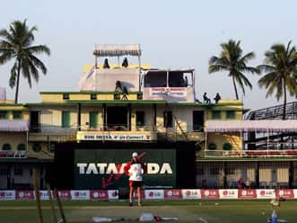 Orissa crawl to 294 against Railways on day three