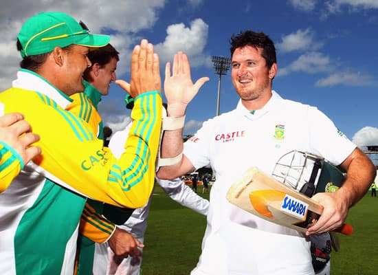 New Zealand vs South Africa, 2nd Test, Hamilton (Mar 15-19, 2012)