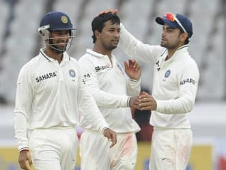 Pragyan Ojha wants to follow footsteps of Indian spin legends