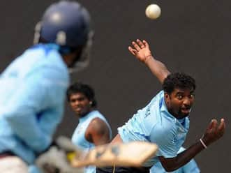 Muralitharan eyeing revenge World Cup victory over Australia
