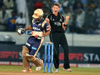 Somerset overcome fighting KKR; both qualify for CLT 20 main draw