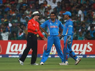 Zaheer Khan can become future bowling coach of India: MS Dhoni
