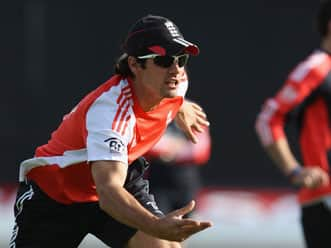 Our fielding let us down: Alastair Cook