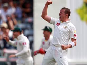 Australia vs India 3rd Test at Perth, Tea video