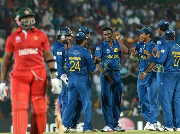 Live Cricket Score: Sri Lanka vs South Africa, ICC T20 World Cup 2012 Group C match at Hambantota