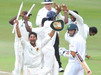 Durban Test victory is a historical landmark in Sri Lankan cricket