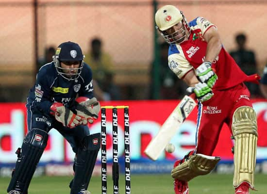 RCB vs DC, IPL 2012, (May 6, 2012)