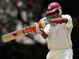 Sarwan determined to make Test comeback