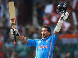 Arise, world, its Sachin Tendulkar's final act on the World Cup stage