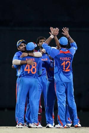 Loads of positives for India to feel upbeat in the knock-out