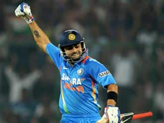 Virat Kohli wants to extend his current form