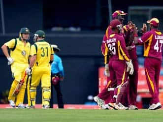 Openers help Australia reach challenging total against West Indies