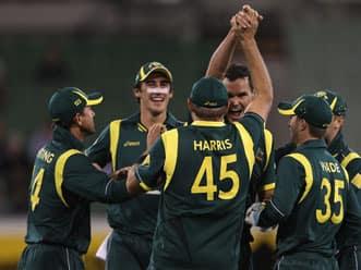 Highlights of India vs Australia 1st ODI at MCG, Melbourne