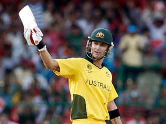 Captain Clarke shines in Australia's win