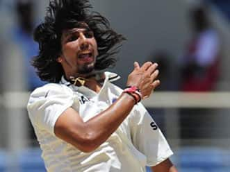I lost form trying to copy Zaheer's action: Ishant