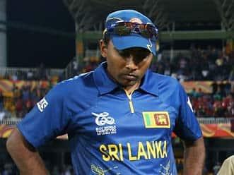 ICC World T20 2012: Sri Lanka didn't react well under pressure, says Mahela Jayawardene